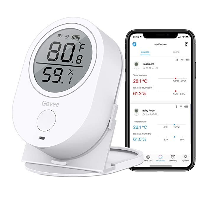 The Best Smart Thermometer With Alert For Home
