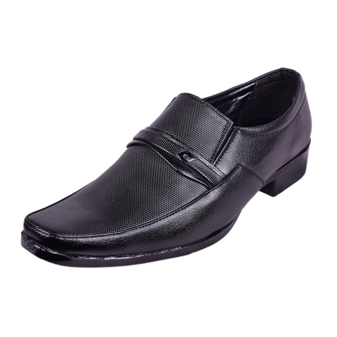 Bb Laa 952 Black Slip-on Men's Formal