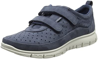 Kinetic, Chaussures Trainers Femme - Bleu - Blue (Blue River), 42Hotter