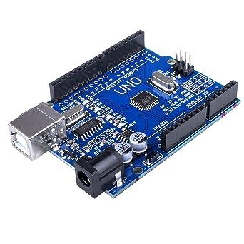 UNO R3 ATmega328P Development Board For Arduino Compatible+USB Cable NEW