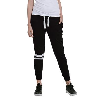 Bewakoof Women's Fleece Joggers Track Pants