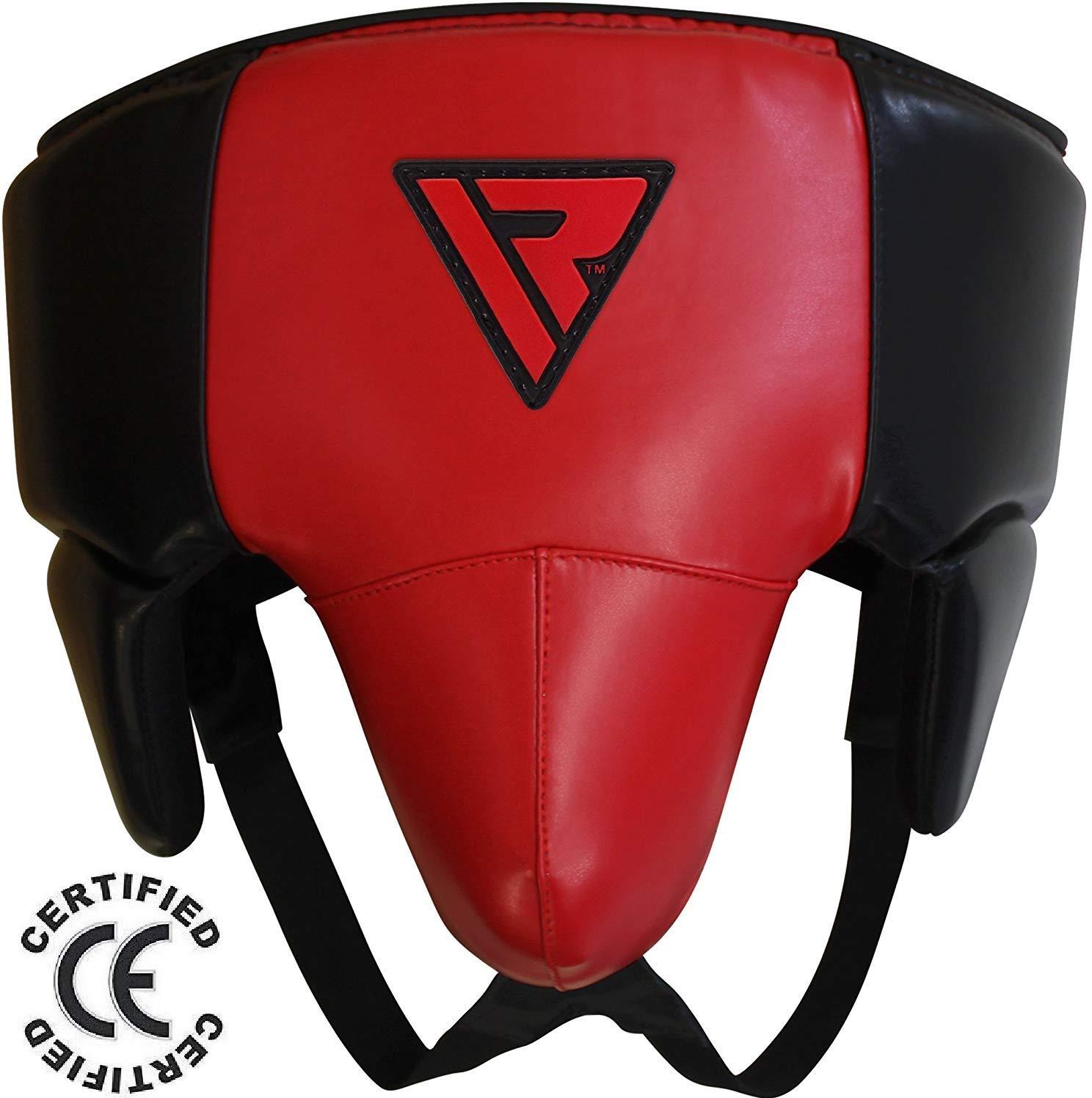 RDX MMA–Coquilla para deportes de lucha para hombre suspensorio homologado Karate Kickboxing, hombre, color