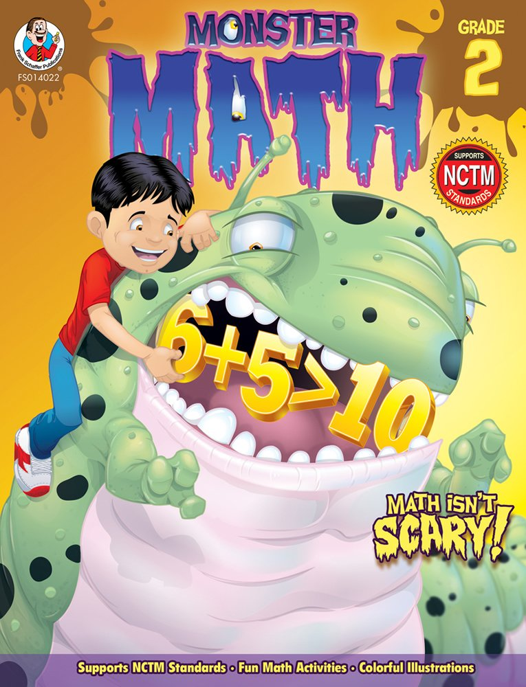 Download Monster Math, Grade 2 ebook