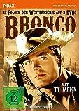 Bronco / 12 Folgen der legendären Westernserie mit Ty Hardin (Pidax Western-Klassiker) [3 DVDs]