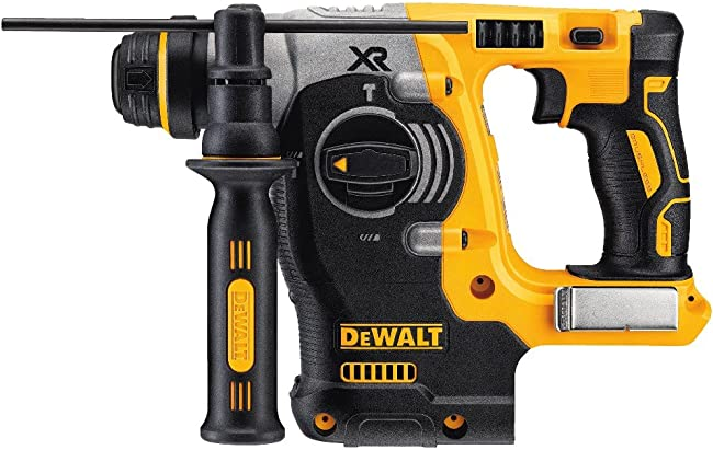 Best Rotary Hammer Drills 2020: DeWALT DCH273B Review