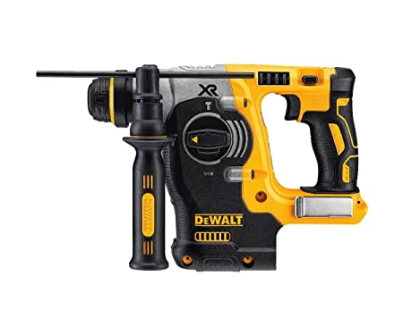 Dewalt DCH273B Rotary Hammer Drill - The trademarked shock control rotary hammer