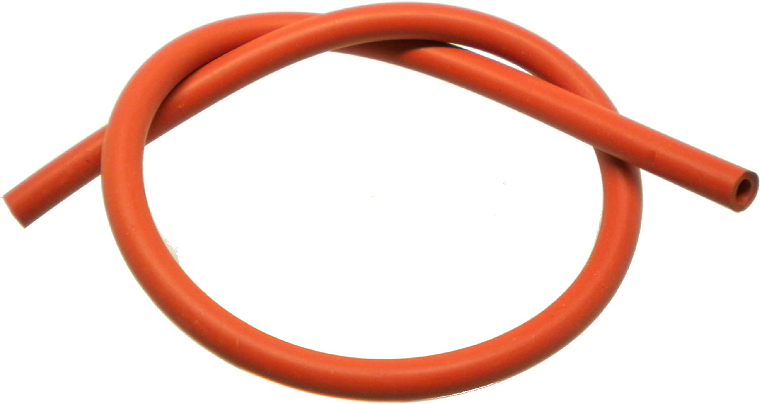 """OneTrip Parts Furnace Pressure Switch High Temp Tubing 3/16 I.D. X 18"""" Replaces Rheem Ruud Weatherking 79-21491-83"""
