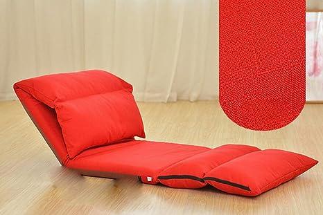 Amazon.com: jbhurf estilo japonés paño de cama plegable sofá ...