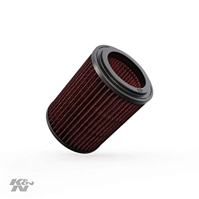 K&N Engine Air Filter: High Performance, Premium, Washable, Replacement Filter: 2001-2008 Honda/Acura (FR-V, Civic VII, CR-V, CR-V II, Civic Si, Civic VI, Stepwagon, Stream, RSX, RSX Type S) E-2429: Automotive