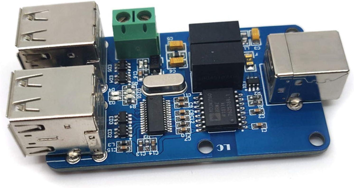 ADUM3160 Quad USB Isolator USB HUB Isolation Module Coupling Protection Board
