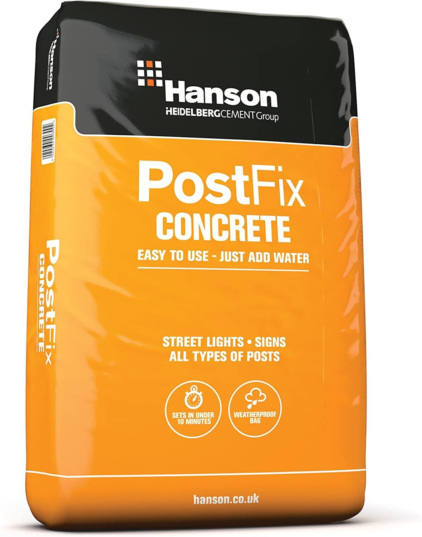 Hanson Post Fix Bolsa de 20 kg de cemento: Amazon.es: Bricolaje y herramientas