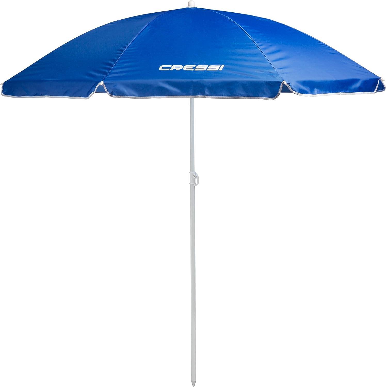 TecTake Tente abri de Plage auvent Pop up Protection UV 220x120x100cm avec Sac de Transport diverses Couleurs au Choix