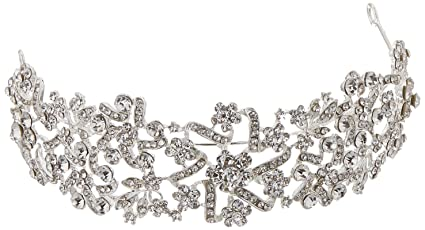 Image Unavailable. Image not available for. Color  Unik Occasions Thick  Rhinestone Headband c394e89a619