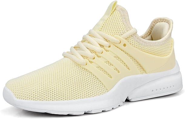 QANSI Women Shoes Breathable Tennis