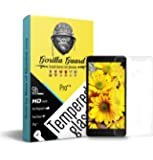 Gorilla guard Pro Series 9H UV Protect Anti-Smudge Technology Tempered Glass Screen Protector for Xiaomi Redmi Note 3 (Transparent)