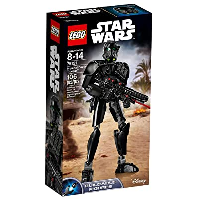 LEGO Star Wars Imperial Death Trooper 75121 Star Wars Toy: Toys & Games