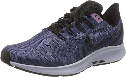 Nike W Air Zoom Pegasus 36 PRM Rise, Chaussures de Running ...