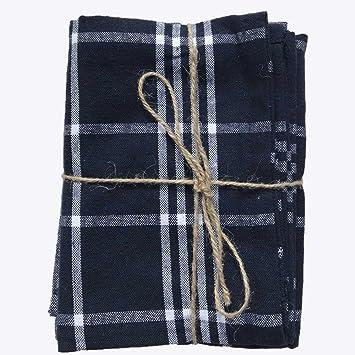 Classic Textiles Of Sweden toalla de cocina reciclado doble Pack (2 pieza) aprox.