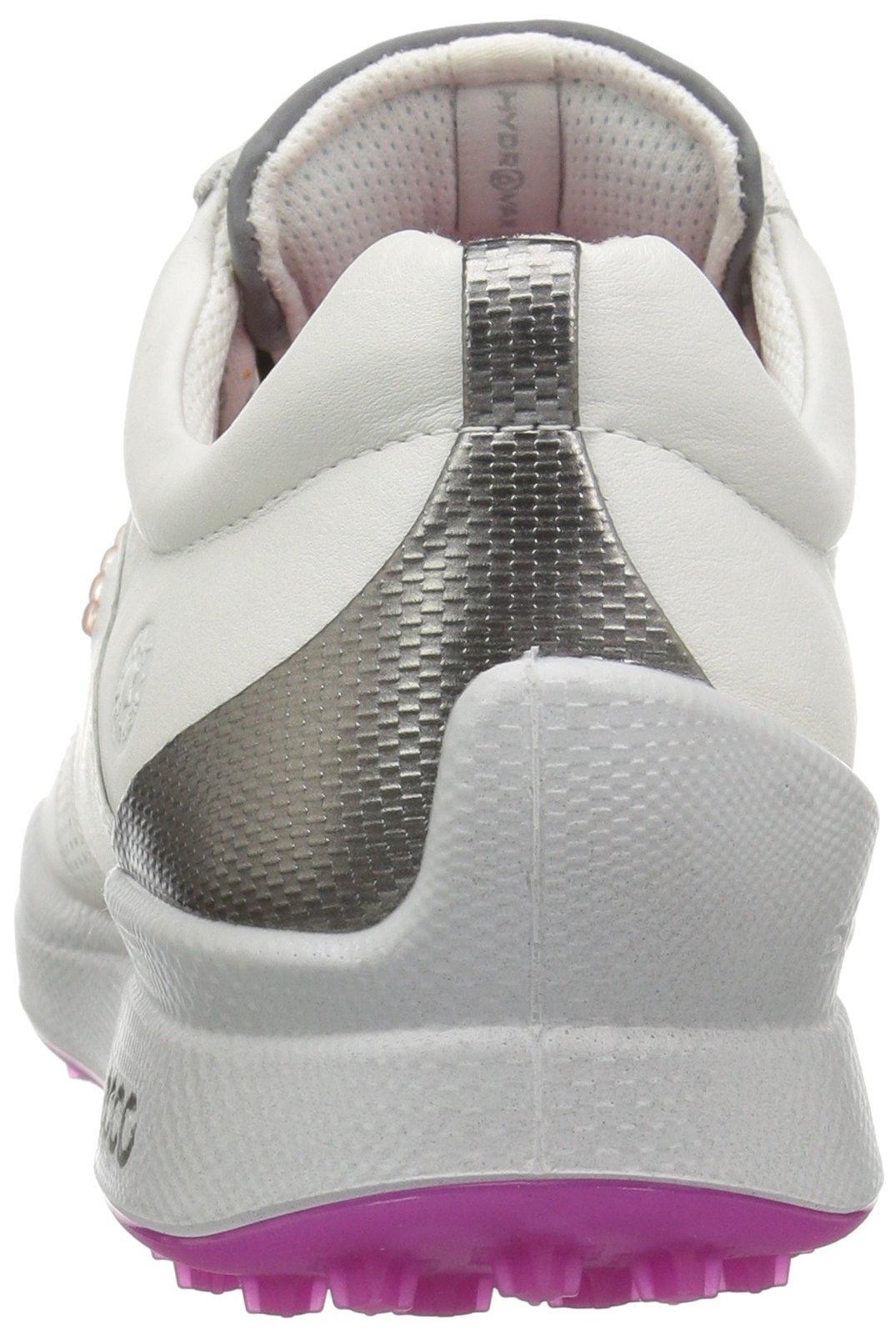 ECCO Women's Biom Hybrid Hydromax Golf Shoe, White/Candy, 39 EU/8-8.5 M US by ECCO (Image #2)