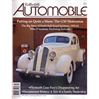1-Year (6 Issues) of Collectible Automobile Magazine Subscription