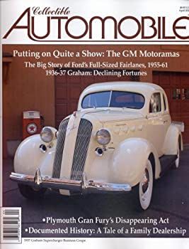 1-Year Collectible Automobile Magazine Subscription