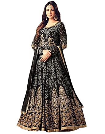 0b348c97189 Chicplus Designer Women's Clothing Banglory Silk Dress material For ...