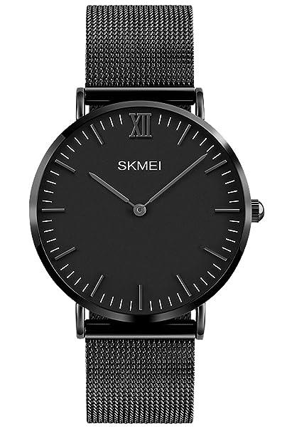 Review Mens Minimalist Watch Fashion