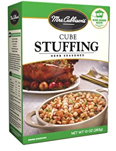Mrs. Cubbison's Stuffing Mix, Herb Seasoned, 12 oz