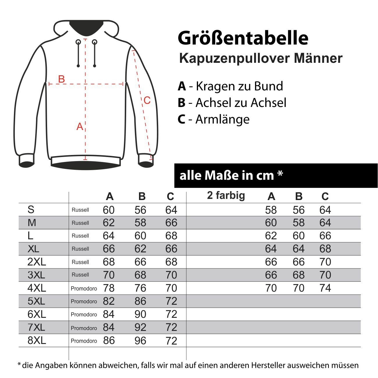 Männer Größe und Herren Kapuzenpullover Leverkusen Niemals aufgeben Größe Männer S - 8XL 83132f