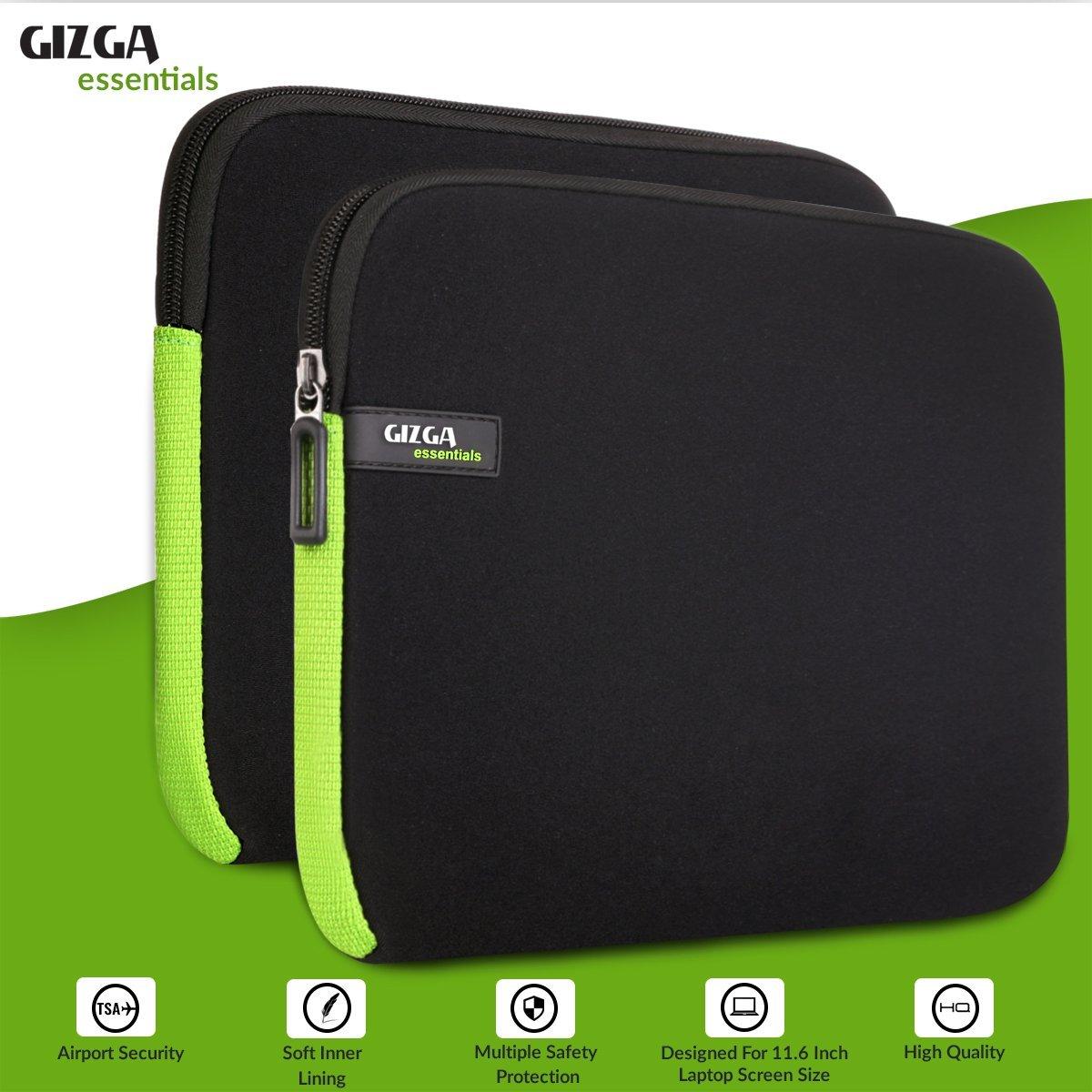GIZGA 11 a 11,6 Pulgadas Funda protectora para portátiles / Funda de neopreno/ Neopreno del portátil / Funda para portátil / Funda neopreno portatil / Funda ...