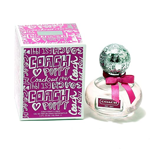 COACH POPPY FLOWER by Coach (WOMEN) COACH POPPY FLOWER-EAU DE PARFUM SPRAY 1 OZ