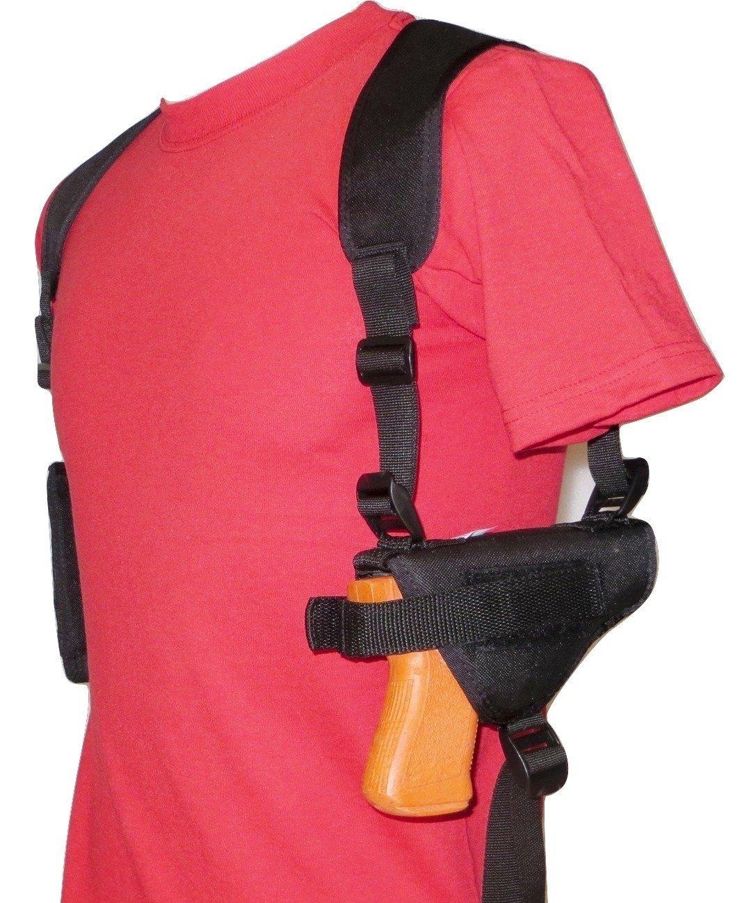 Shoulder Holster For Millenium G2 Pt111 Pt140 Dbl Taurus Millennium 9mm Schematics Mag Pouch Sports Outdoors