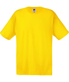 Fruit of the Loom Original T, Camiseta para Hombre