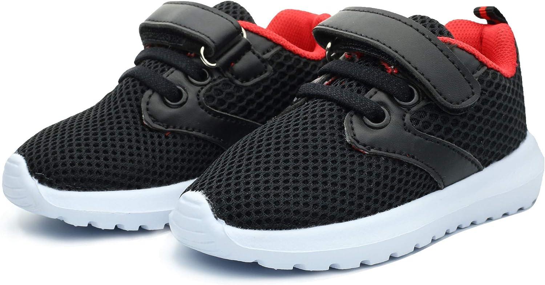 Xingfujie Toddler Shoes Boys Girls Sneakers Little Kids Tennis Shoes for Running Walking