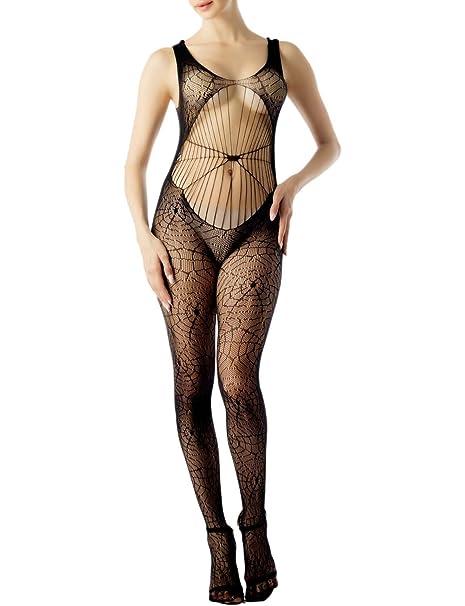 caldo nero donna nuda