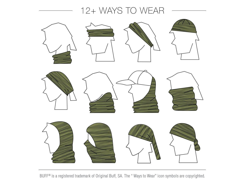Buff UV XL Multifunctional Headwear