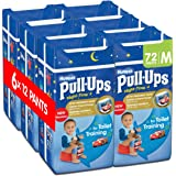 Huggies Pull Ups Night Time Potty Training Pants for Boys - Medium, 72 Pants Total