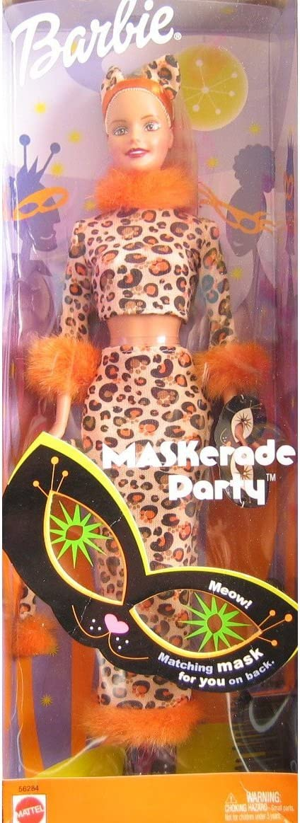 Barbie Maskerade Party Doll 2002
