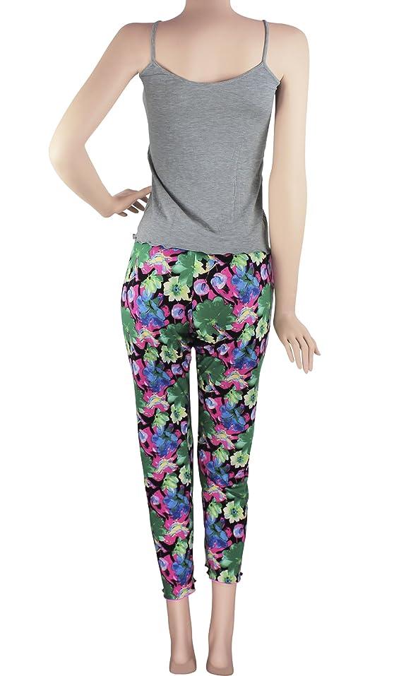 Pijamas de Mujer Hipnys Sleepwear PAT2 Pant & Cami PJ Set Pajama Nightwear Women at Amazon Womens Clothing store: