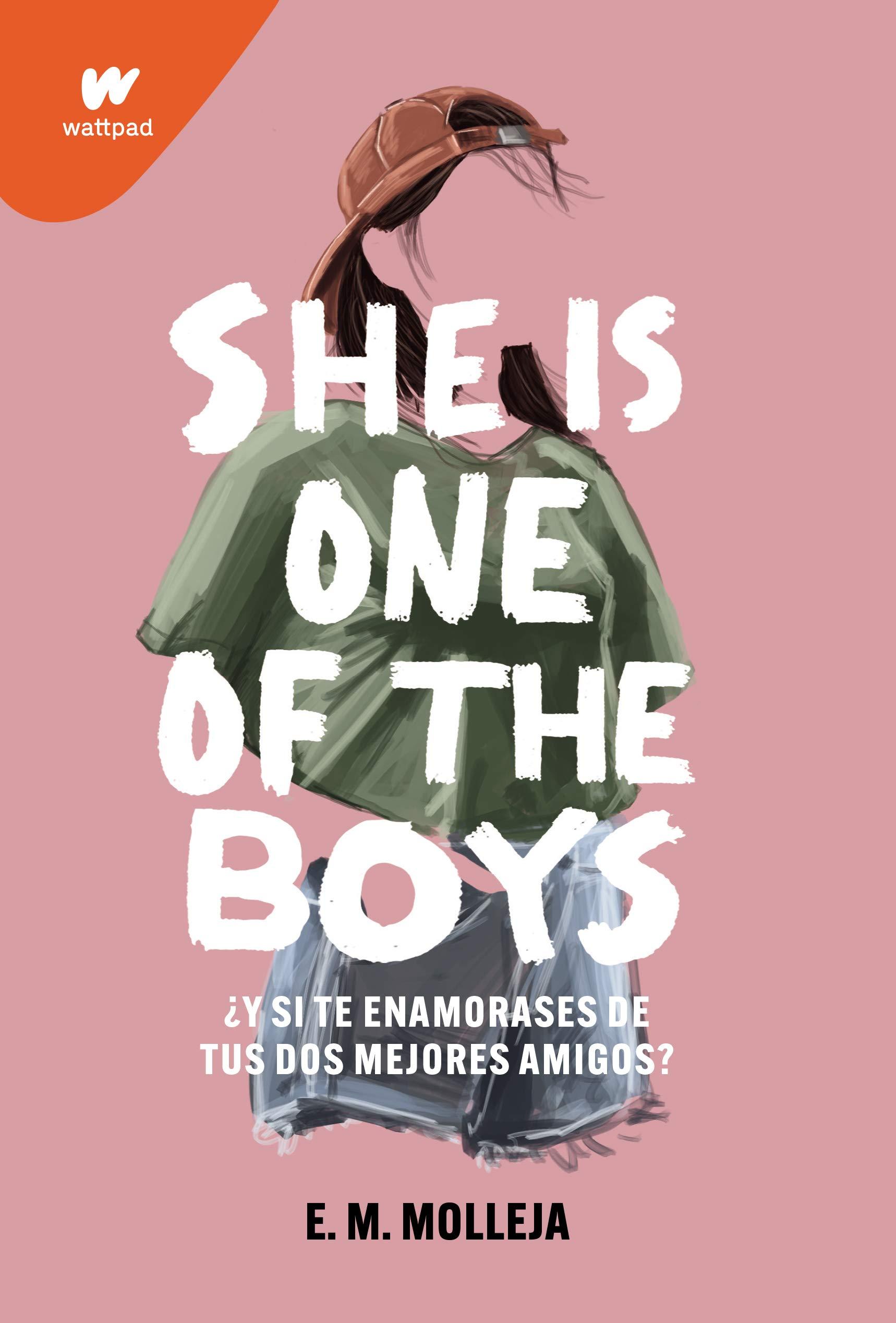 She is one of the boys: ¿Qué pasaría si te enamoras de tus ...