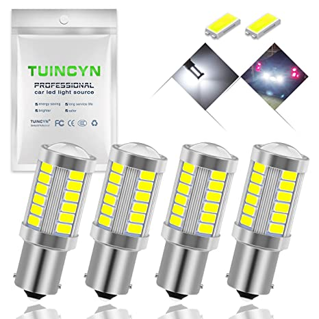 Tuincyn BA15S, 1141, 1095, 7506, 1156, 1156A, P21W Bombillas LED
