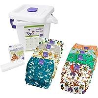 Bambino Mio Miosolo kit de pañales lavables, mezcla