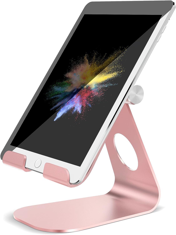 Soporte Para Tablets Samsung iPad 4-13 Lamicall, rosa