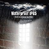 IMIGY Solar Lights, IP65 Waterproof Outdoor Wall