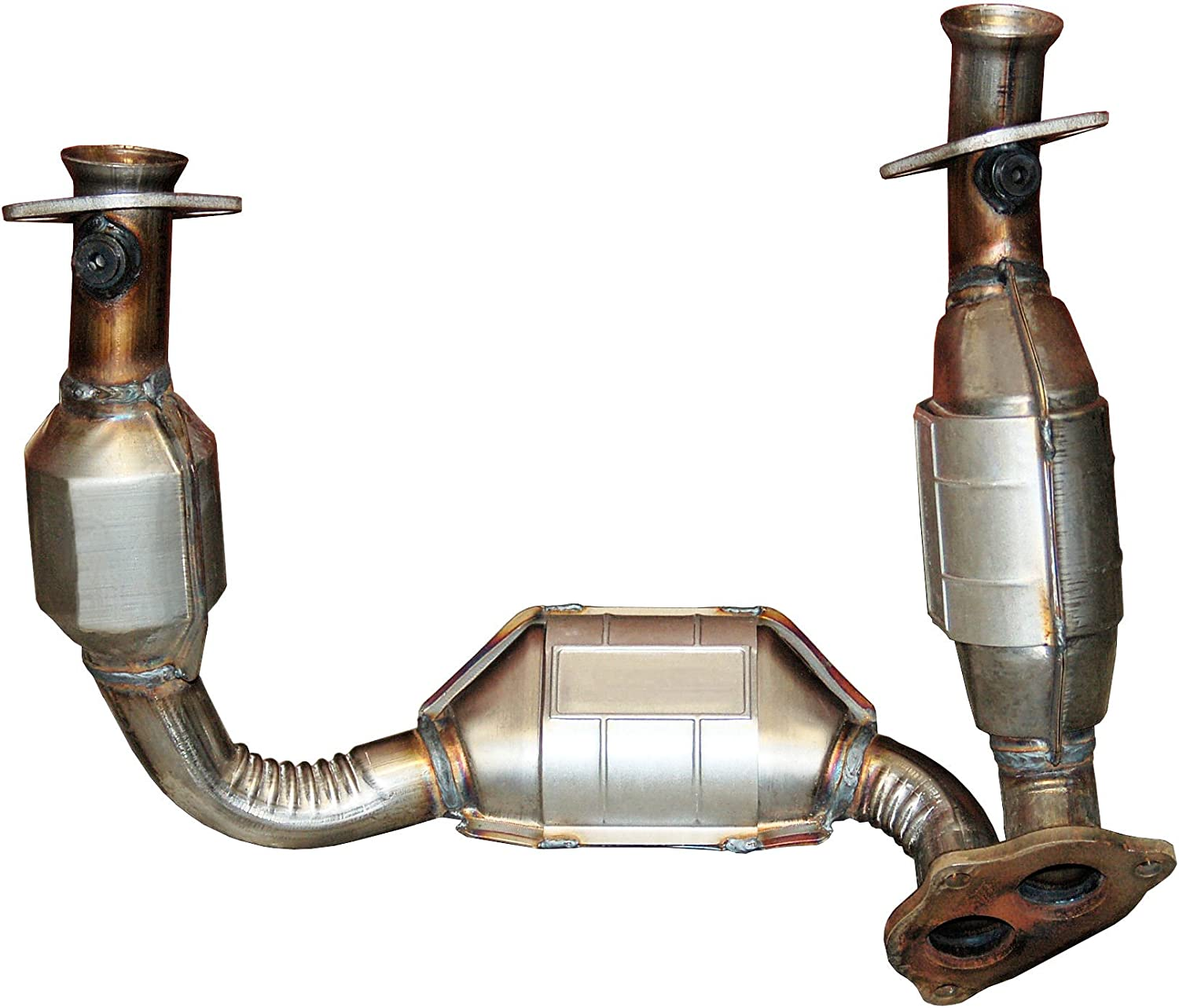 Ultra Exhaust 4129 Direct-Fit Catalytic Converter