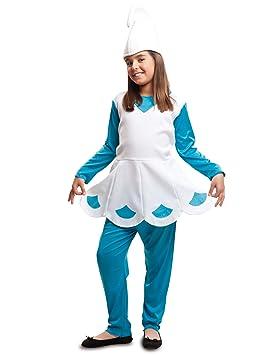 VIVING - Disfraz duende azul1-2 años: Amazon.es: Juguetes y juegos