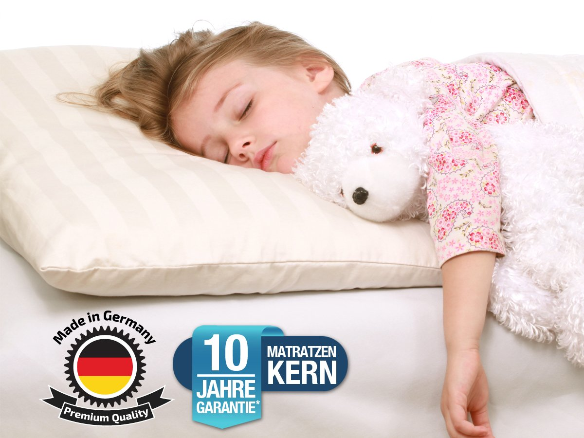 Bettenhaus Kindermatratze und Jugendmatratze Razze 120x200 RG 45 45 45 MADE IN GERMANY  ced405