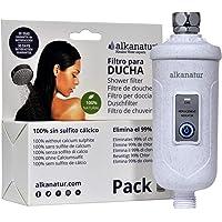 Alkanatur Filtro de ducha – el único filtro