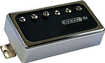 kinman evhb Extra Vintage pastilla Humbucker, Micro guitarra eléctrica: Amazon.es: Instrumentos musicales