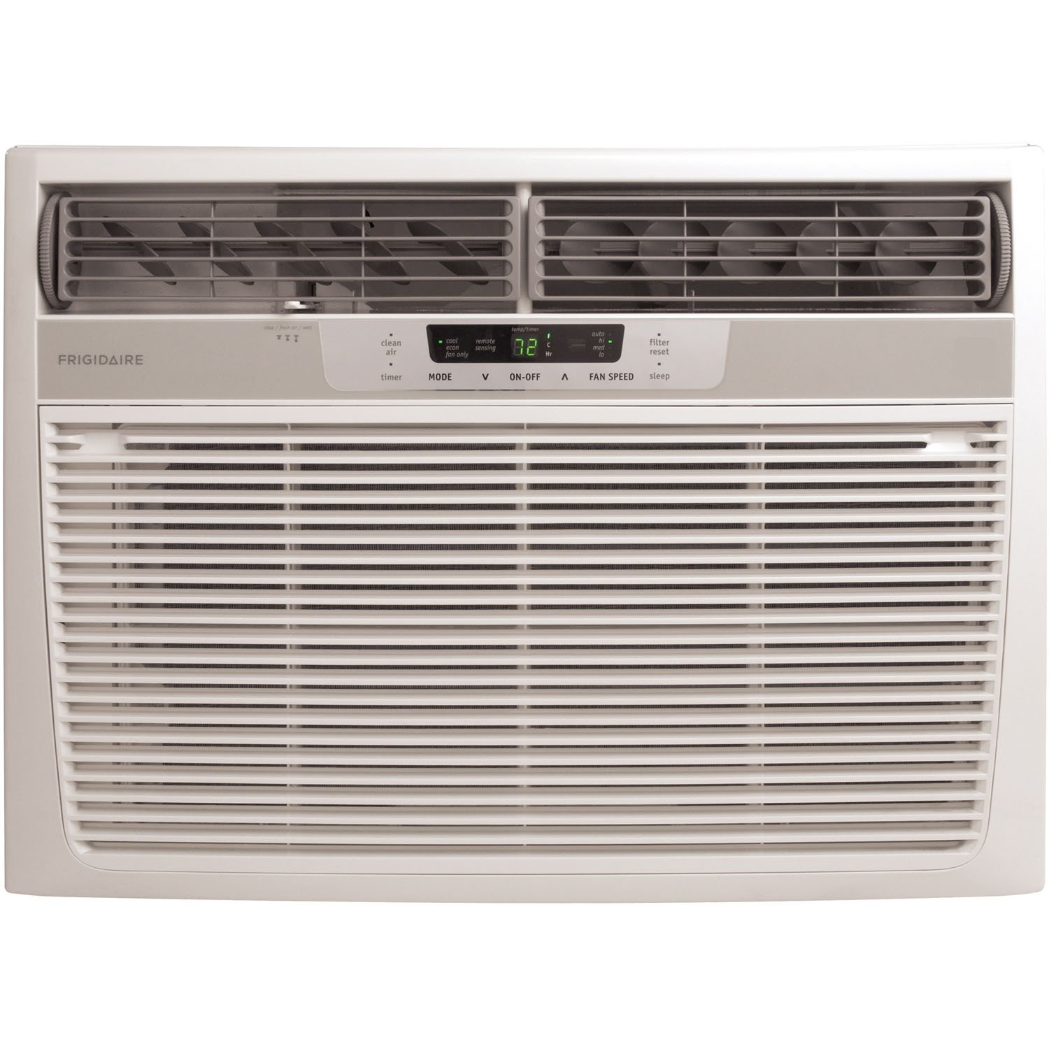 Amazon.com: Frigidaire FRA156MT1 15,100 BTU Window-Mounted Median Room Air  Conditioner: Home & Kitchen